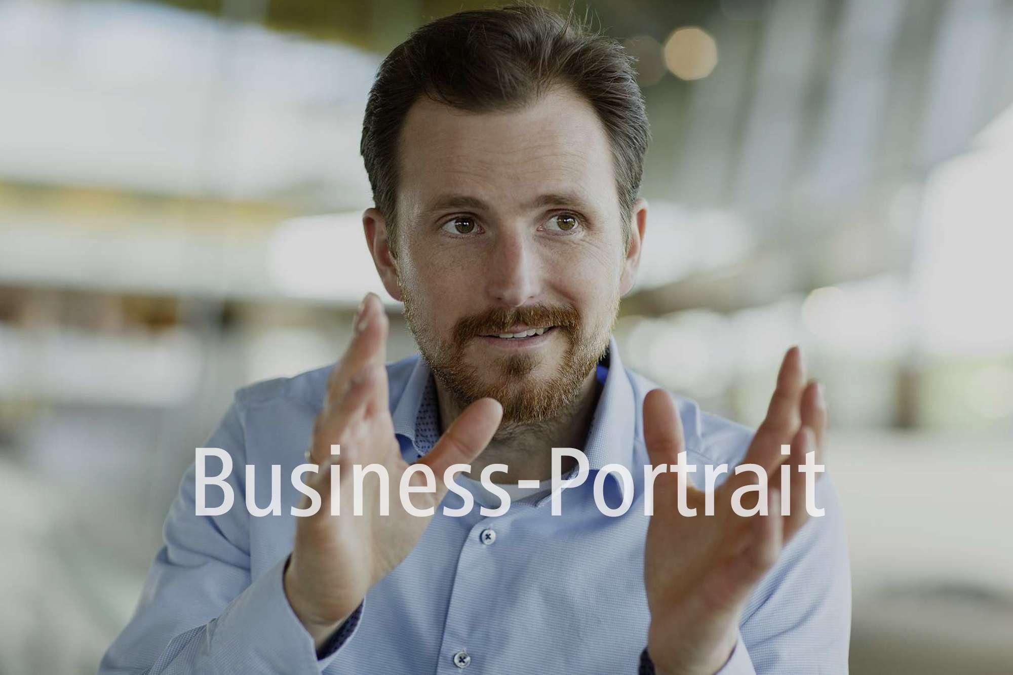 Business-Portrait